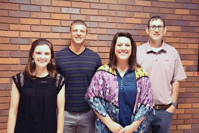 Sioux Center district welcomes new staff