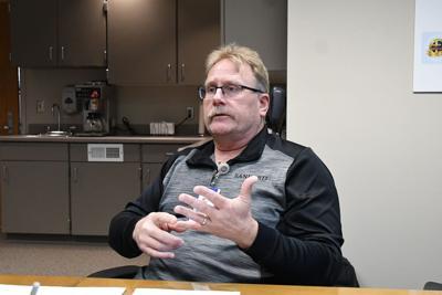 Rick Nordahl talks health