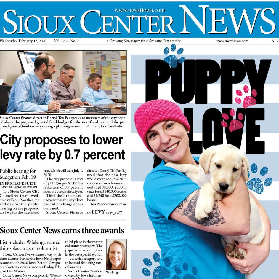 Sioux Center News Feb. 12, 2020
