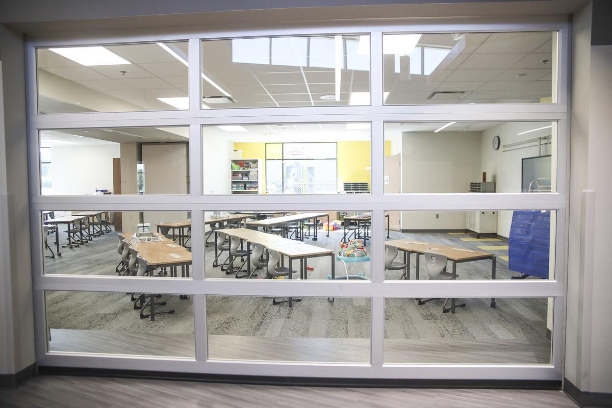 H-M-S elementary interior
