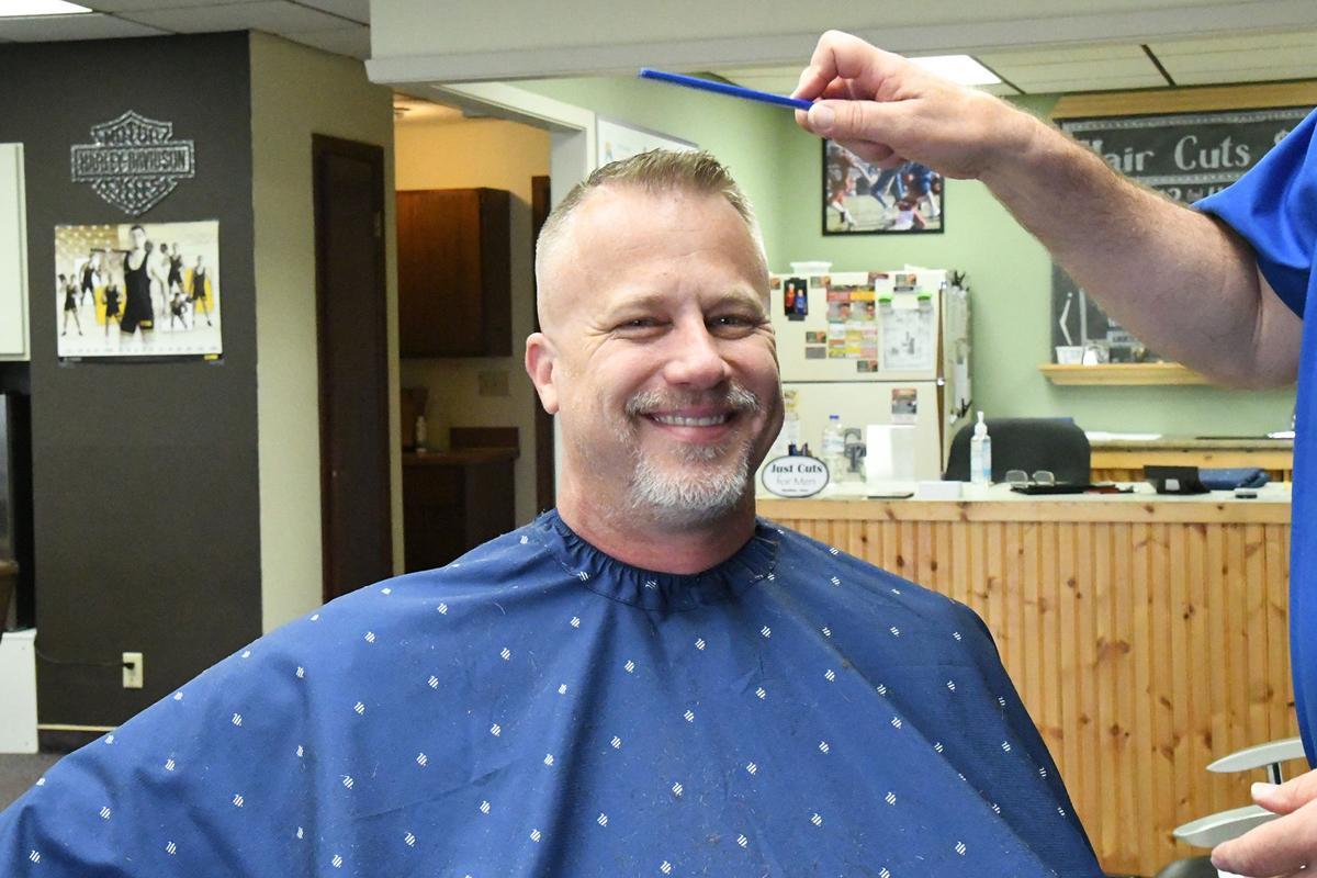 Joel's fresh cut