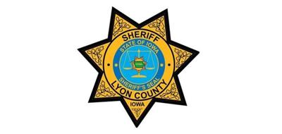 Lyon County Sheriff's Office badge
