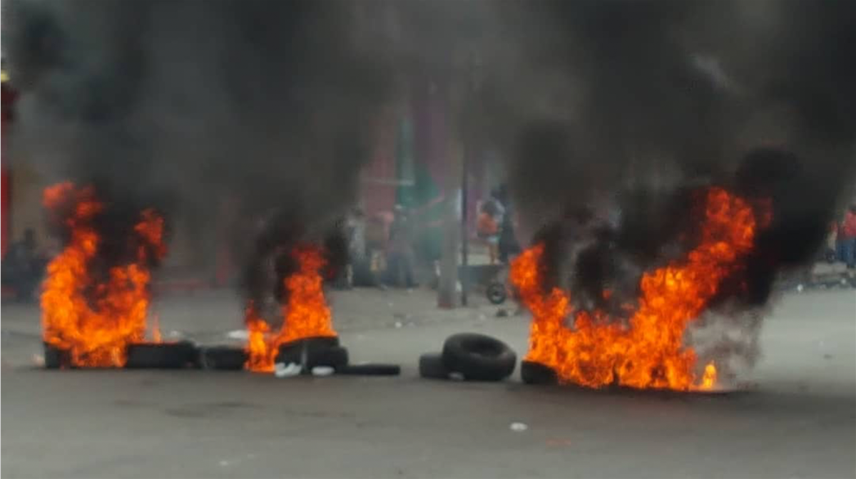 Economic concerns spur riots by Haitians