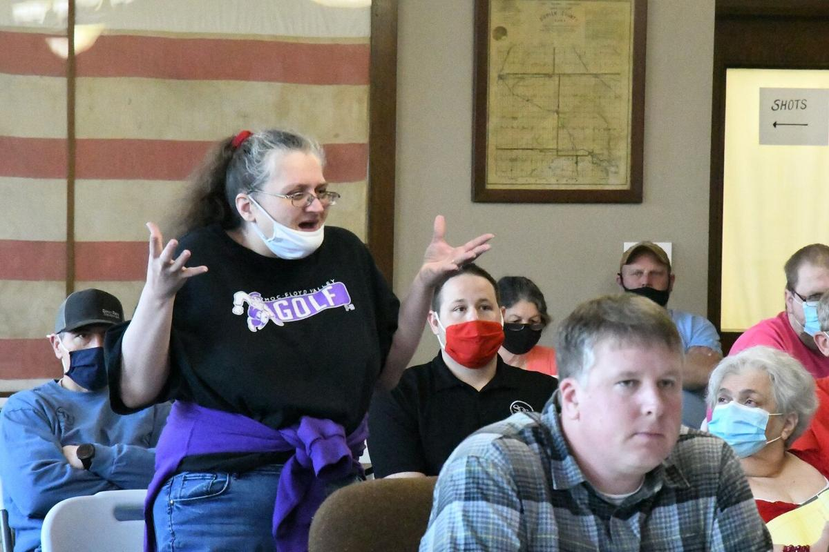 O'Brien County hears complaints of dairy