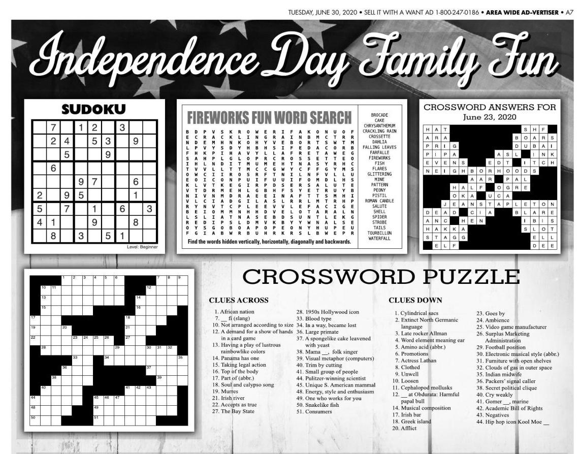 Independence Day Family Fun Downloads Nwestiowa Com