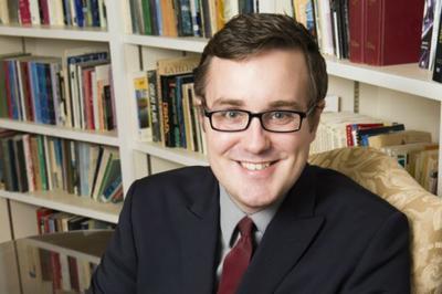 Andrew Klumpp editor of 'Annals of Iowa'
