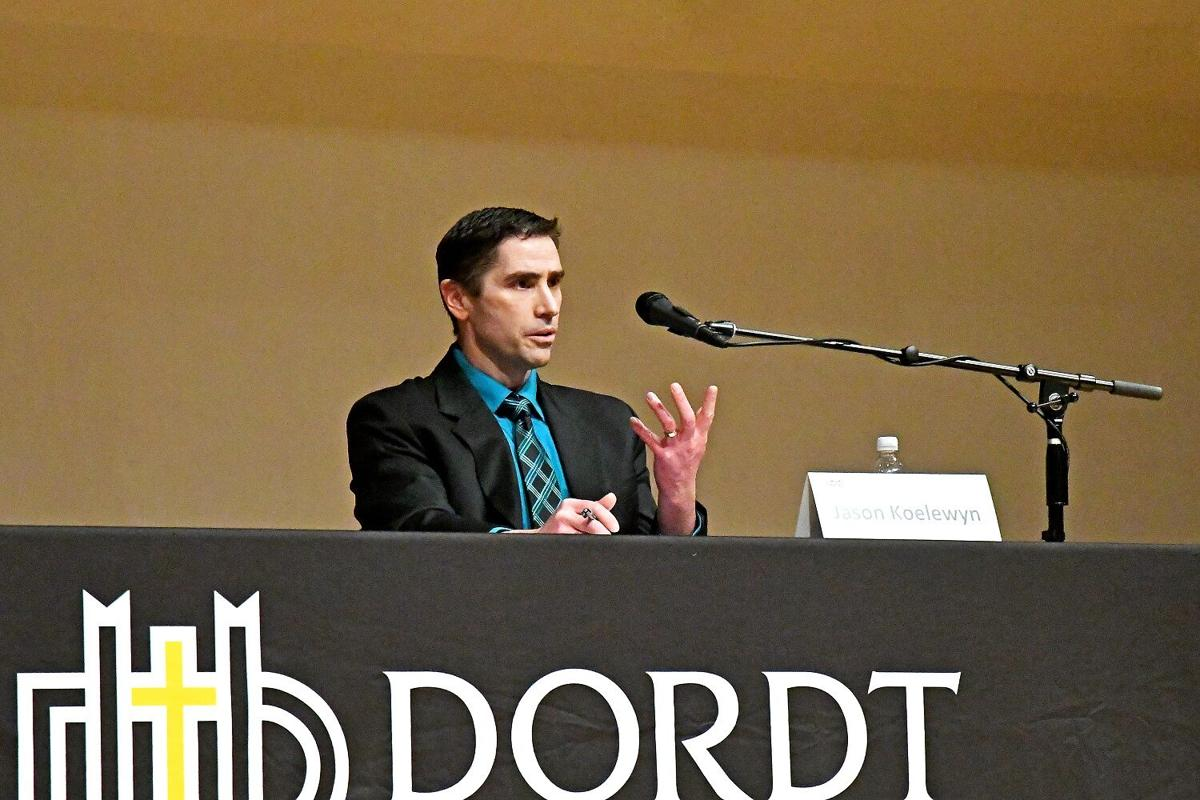 Dr. Jason Koelewyn talks mental health
