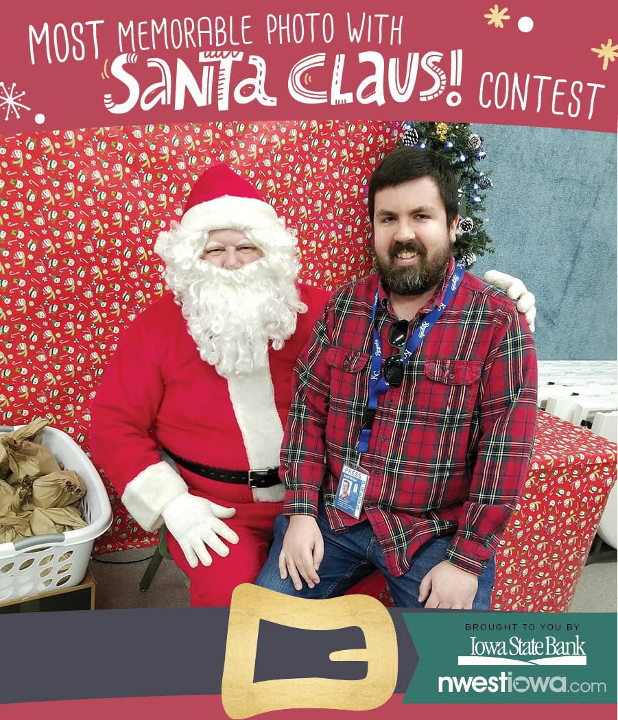 Most Memorable Photos with Santa Claus!