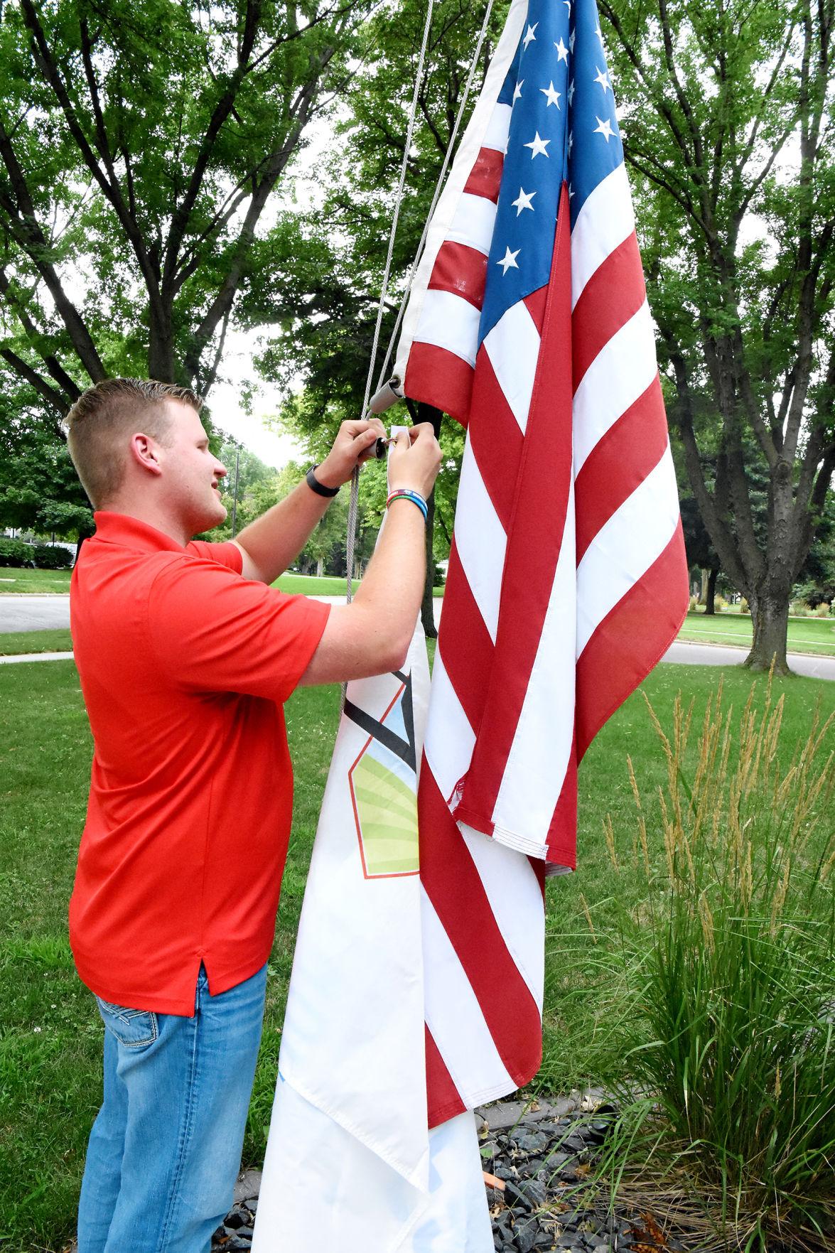 Van Beek started Midwest Honor Flight