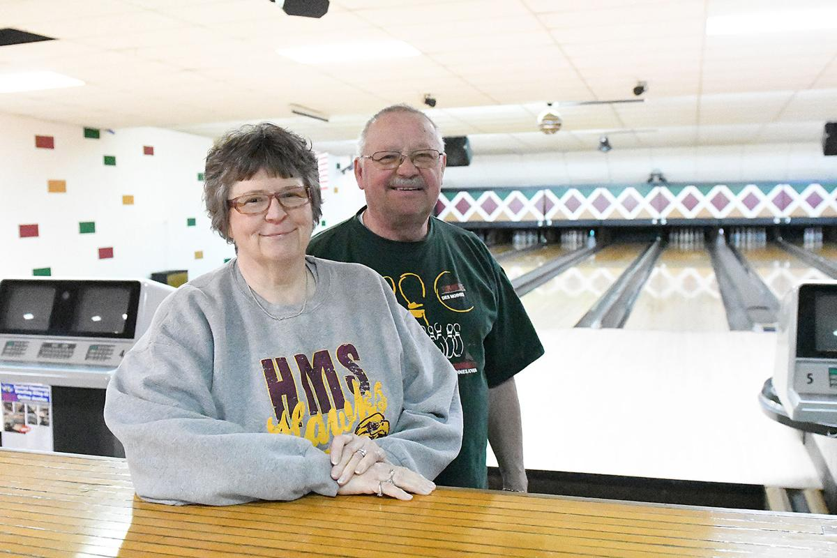 Sanborn bowling alley to be auctioned off   News   nwestiowa com