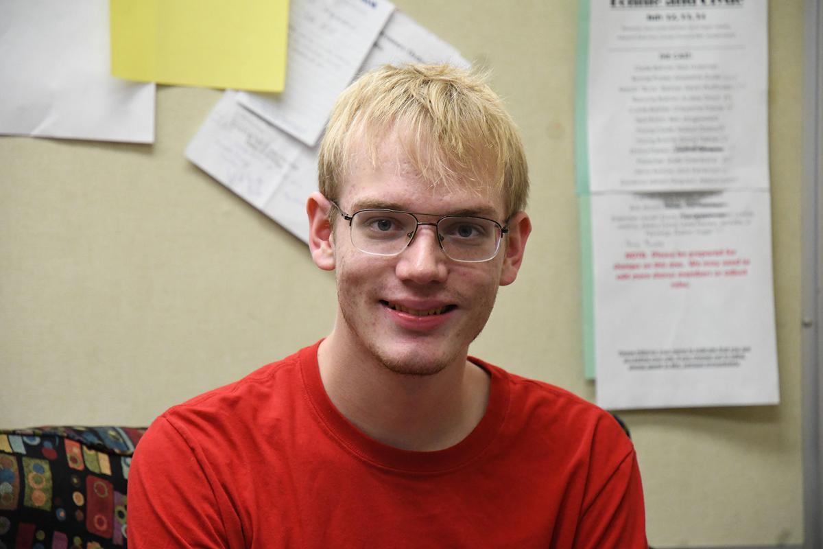 2018 Sheldon graduate Luke Jansma
