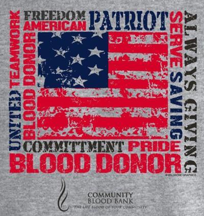 Community Blood Bank All-American