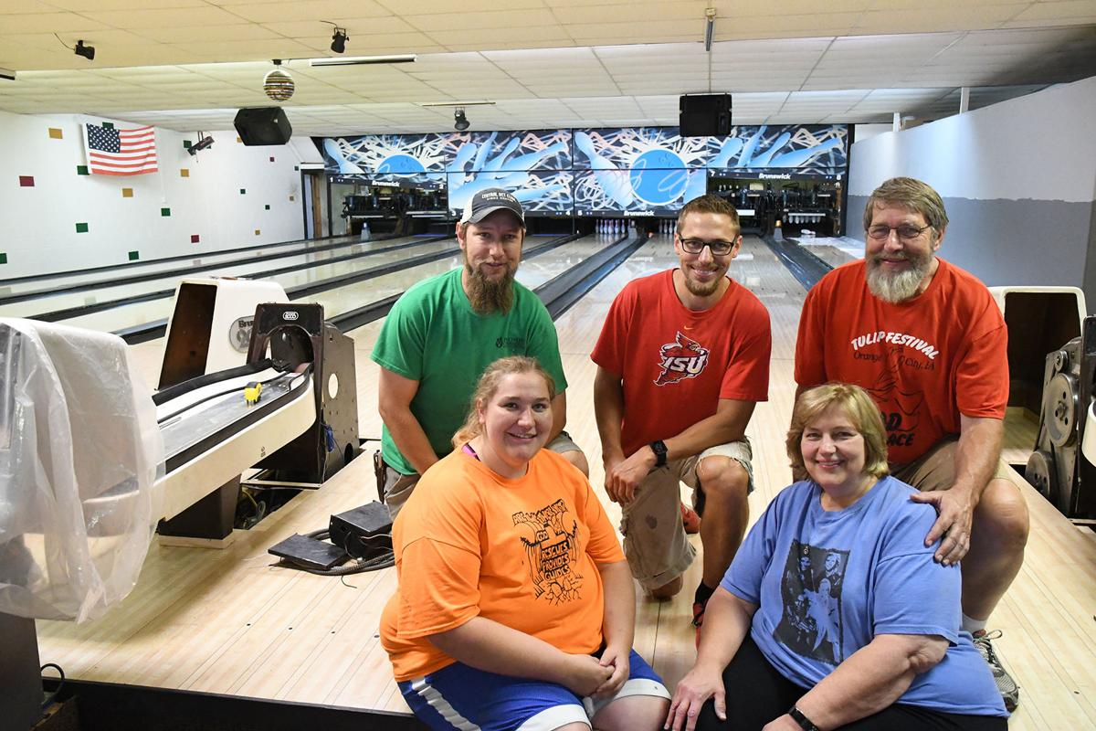Sanborn bowling alley to reopen in August