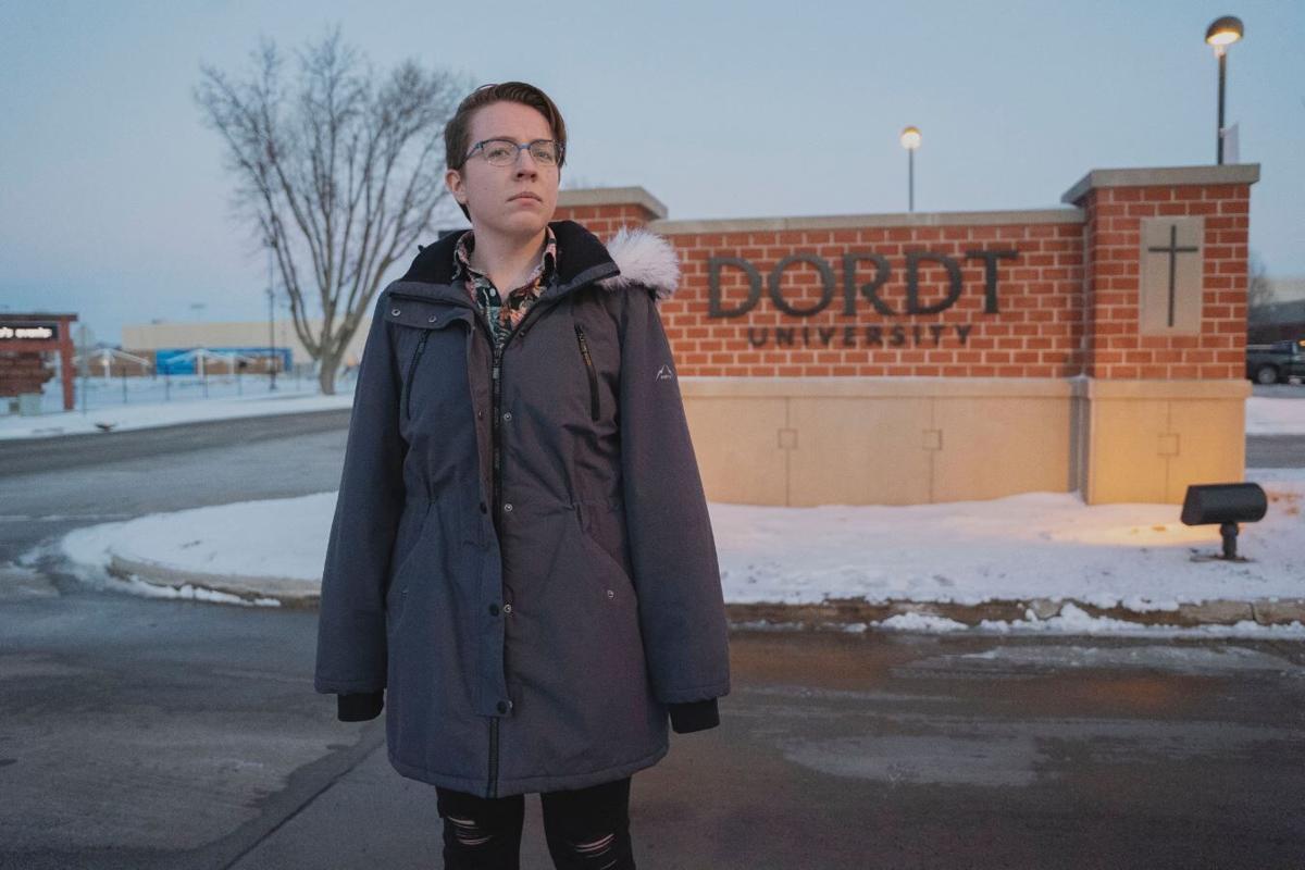 Lauren Hoekstra at Dordt