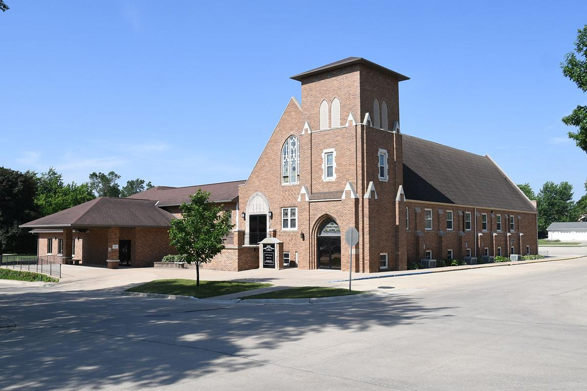 First Presbyterian Church in Sibley