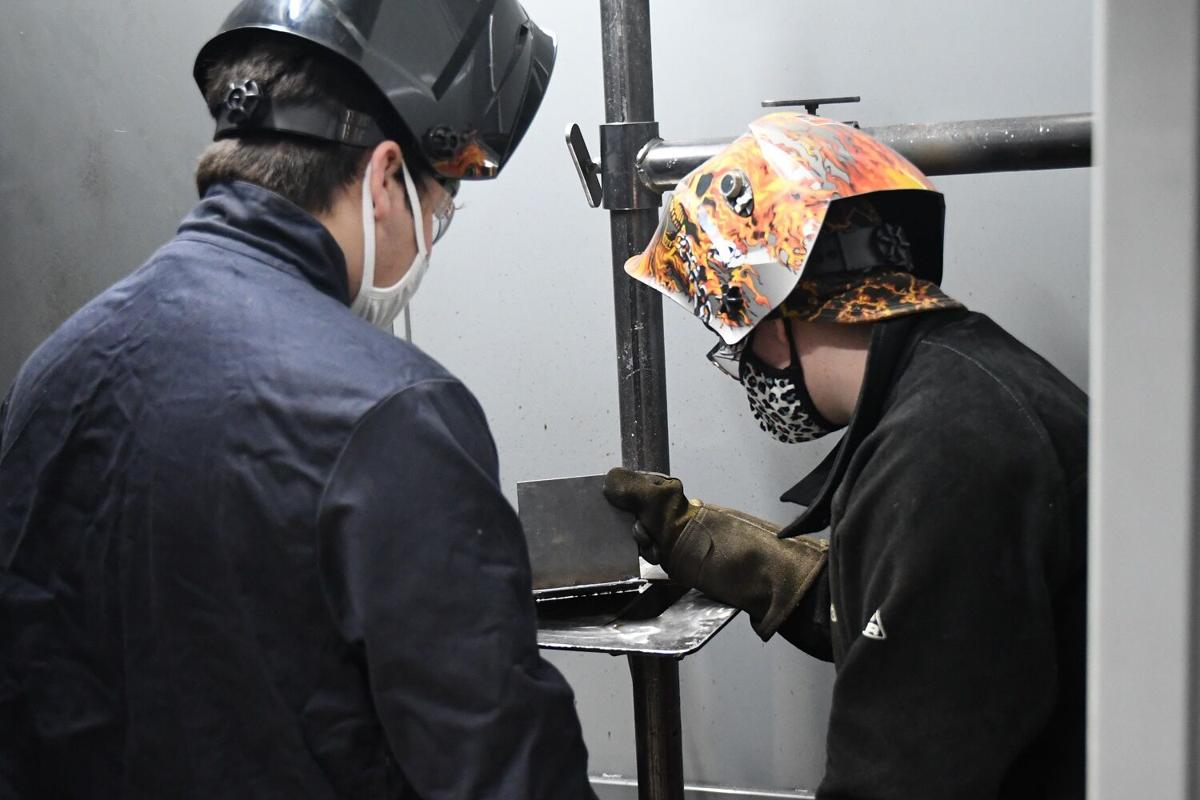 Sheldon pupils gain welding skills at NCC