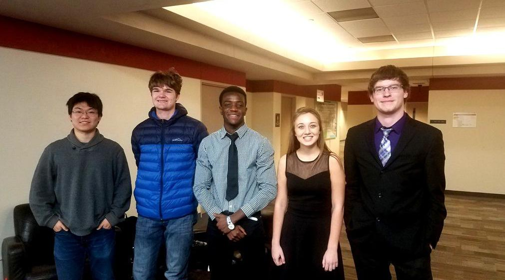 Dordt forensics team has strong outing