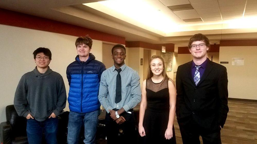 Dordt forensics team piles up the trophies