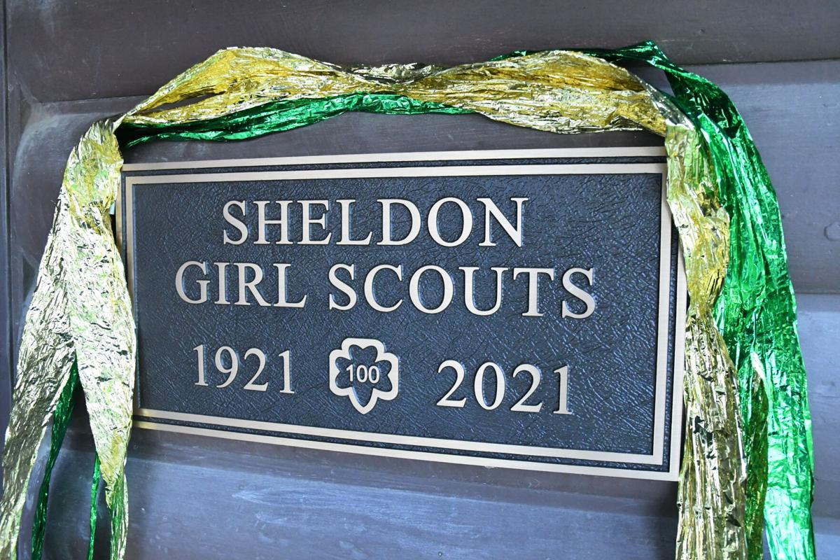 Sheldon Girl Scouts Centennial