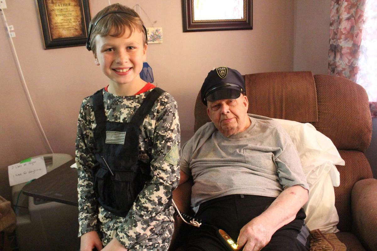 Hillcrest residents love seeing children