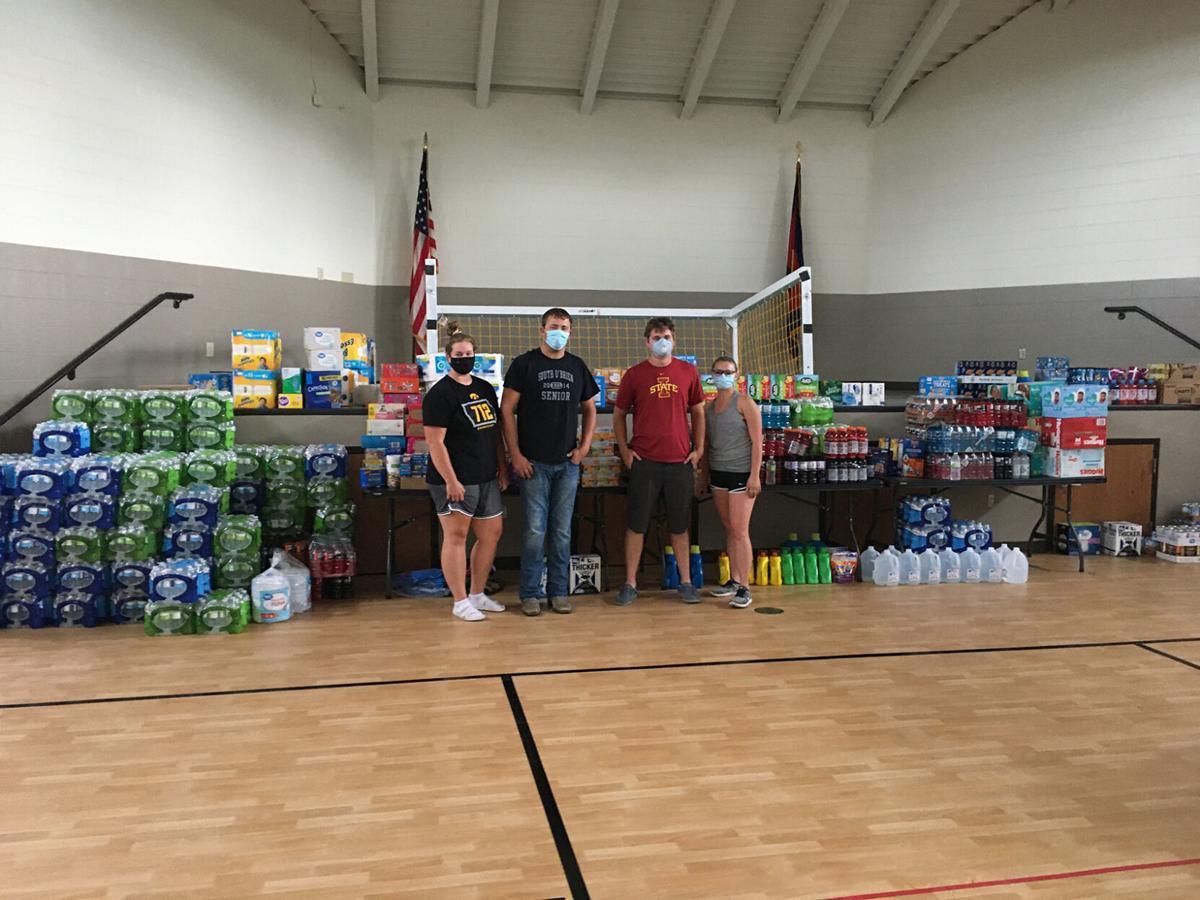 N'West Iowa delivers essential supplies