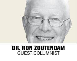 Dr. Ron Zoutendam