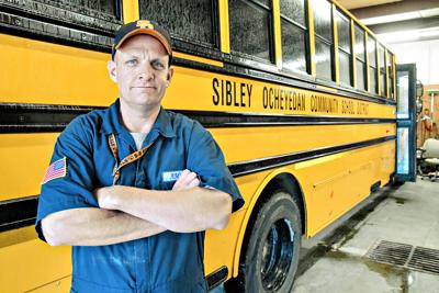 S-O grad keeps district's buses moving