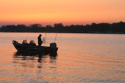 Take 5: Sunrise Fishing