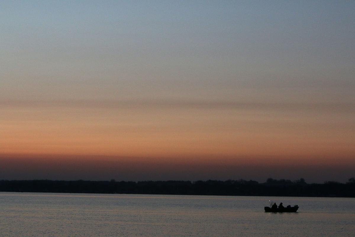 Take 5: Sunrise Fishing 2