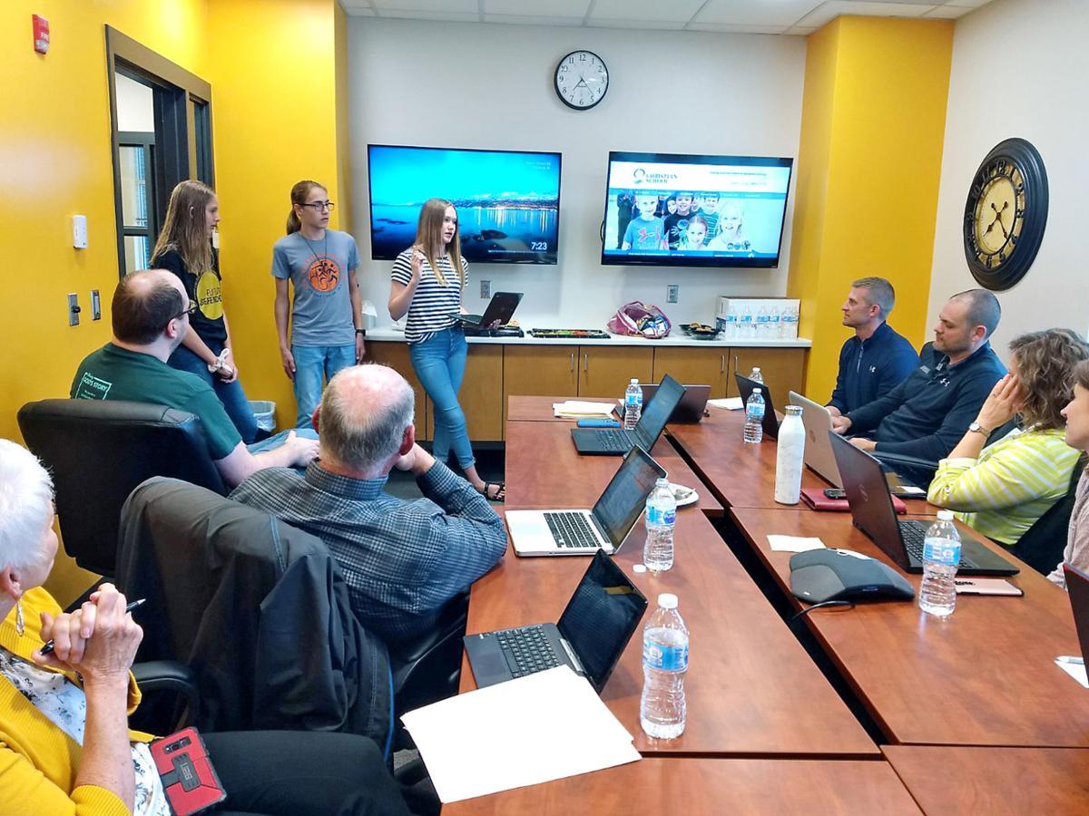 Trailblazer Leadership Council meets