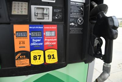 Gas Pump with E15
