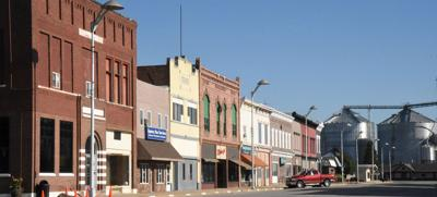 Downtown projects in Hawarden