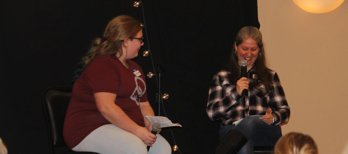 Teen Center brings joy