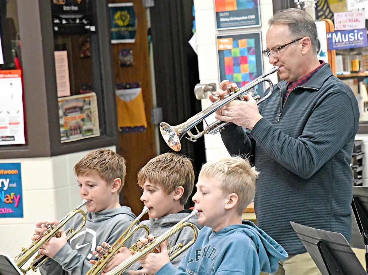 S-O band director earns noteworthy awards