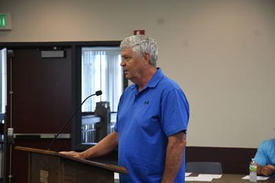 Braaksma talks to Sheldon City Council