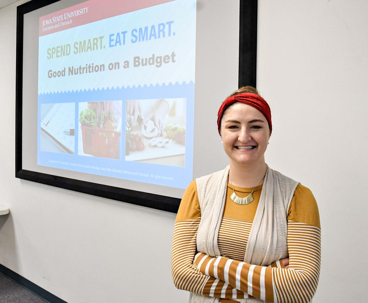 Learn how to spend and eat smart Jan. 22
