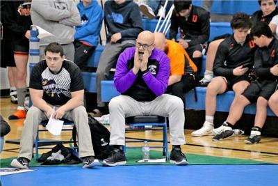 Lyle Lundgren coaching