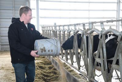 Technology enhances milk production