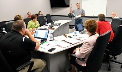 NCC board hears update on Building D