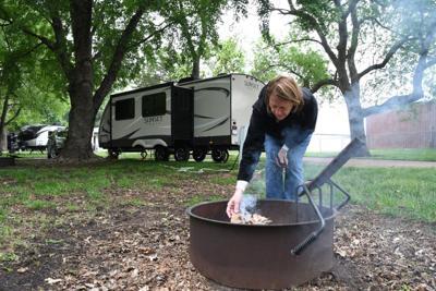 Mill Creek Park campground