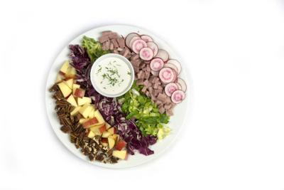 Ham and Apple Salad