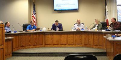 Hawarden City Council meets