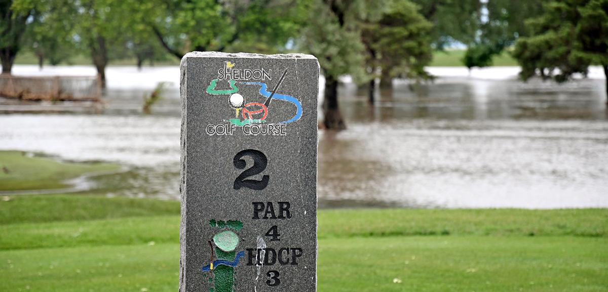 Sheldon Golf & Country Club flooding