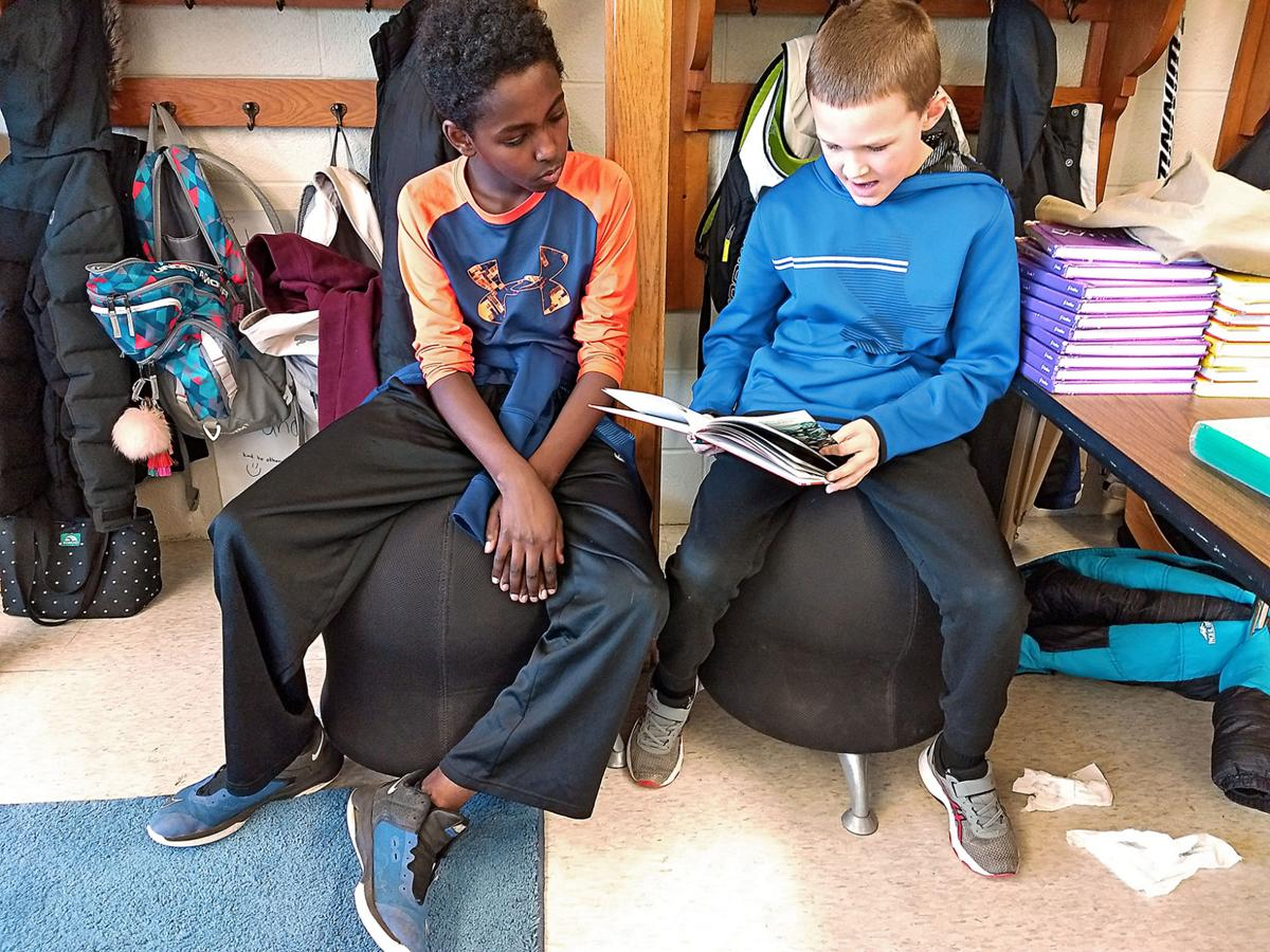 SCCS changes junior high classroom look