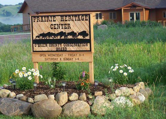 Prairie Heritage Center — O'Brien County