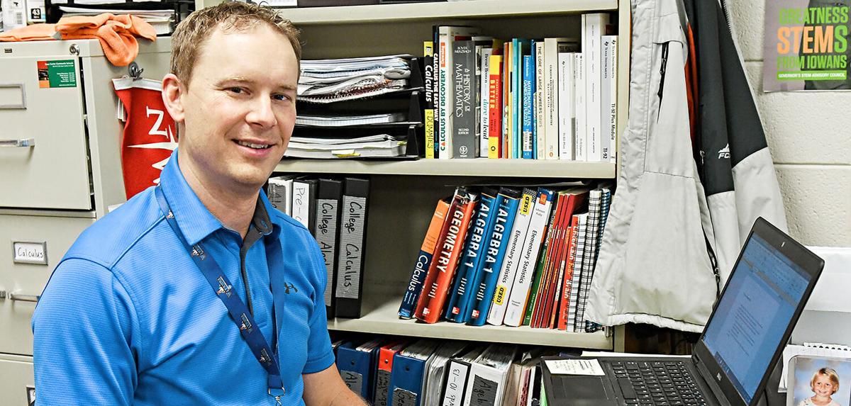 Sioux Center teacher granted STEM award