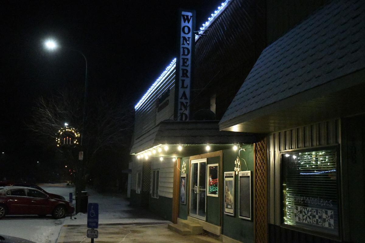 Wonderland Theater in Paullina