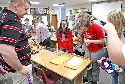 Central Lyon Middle School mock trial