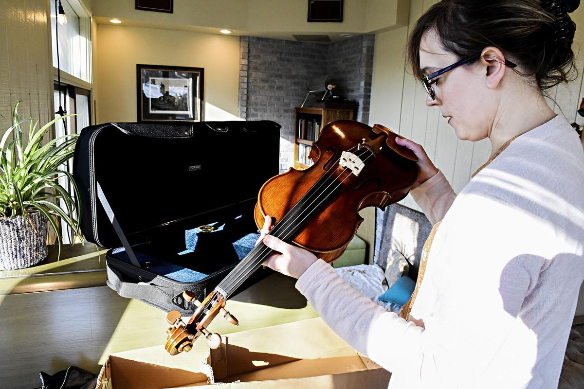 Violin House 2