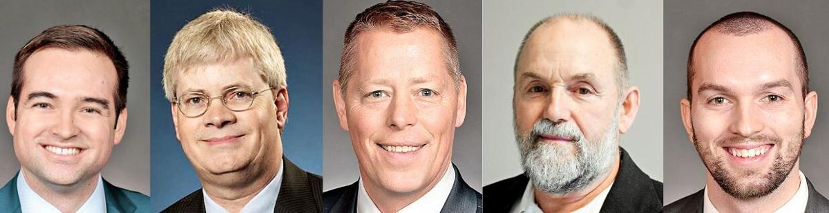 N'West Iowa lawmakers for 2021